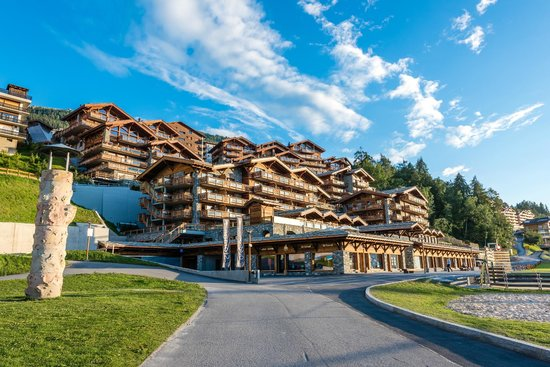 Hotel Nendaz 4 Vallees & Spa