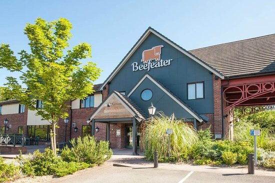 Just For A Quick Drink Review Of Euston Way Beefeater Telford England Tripadvisor