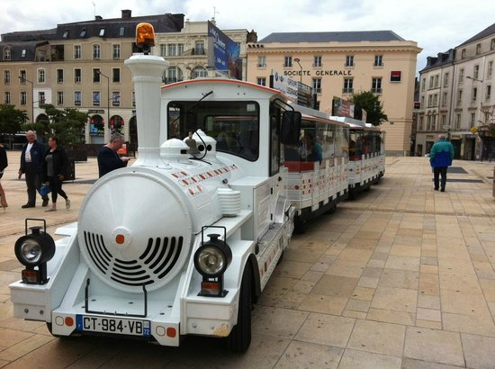 Le Petit Train du Mans