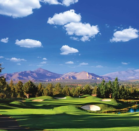 Eagle Crest Resort Golf Courses