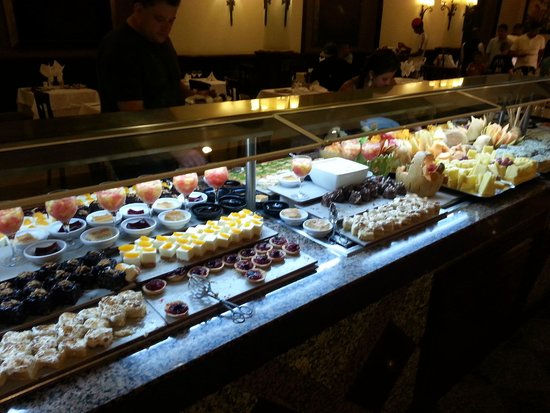 ClubHotel Riu Bambu: dining room - picture of the food