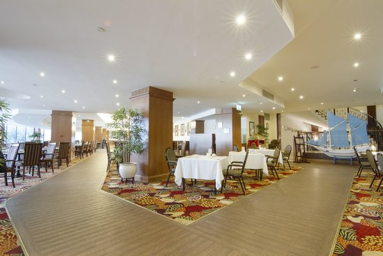 Excelsior Grand Hotel: Spice Island Restaurant