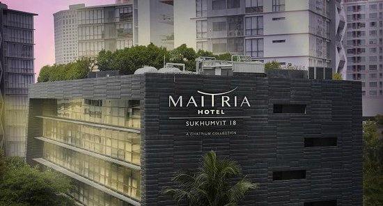 ‪Maitria Hotel Sukhumvit 18 - A Chatrium Collection‬