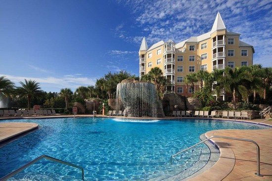 Hilton Grand Vacations at SeaWorld Photo
