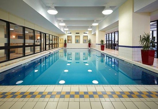 Indoor Pool Picture Of Ottawa Marriott Hotel Ottawa Tripadvisor