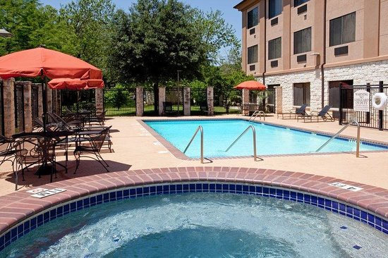 Swimming Pool Picture Of Holiday Inn Express Suites Austin Nw Austin Tripadvisor