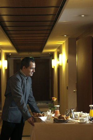 Le Royal Hotels & Resorts - Luxembourg: Continental Breakfast