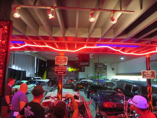 Danny S Car Collection Picture Of Counts Kustoms Las
