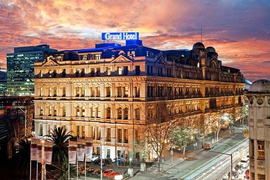Grand Hotel Melbourne - A Member of the MGallery Collection