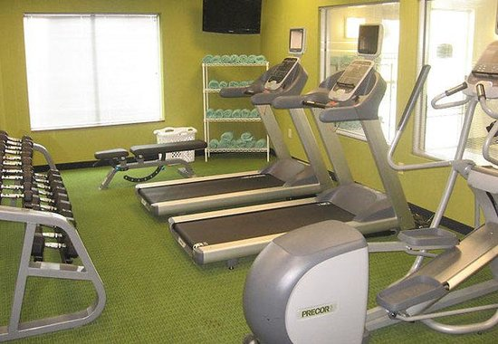Fairfield Inn & Suites Muskogee: Fitness Center