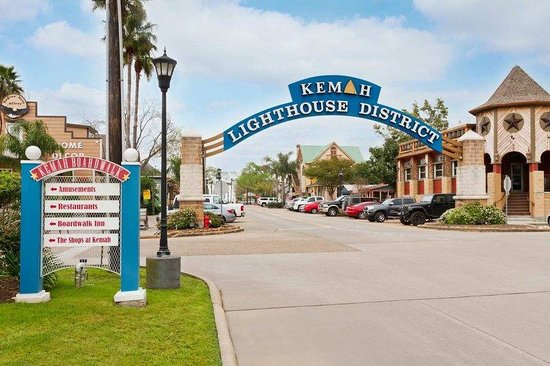 Kemah Boardwalk Picture Of Hilton Garden Inn Houston Clear Lake Nasa Webster Tripadvisor