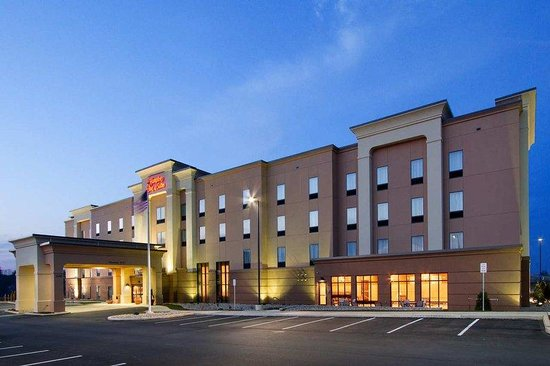 Hampton Inn And Suites York South