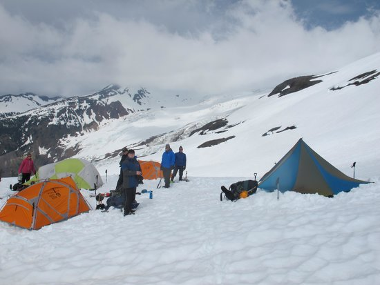 Northwest Alpine Guides - Mountaineering Day Tour