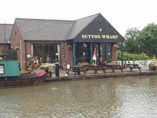 Sutton Cheney Wharf Cafe Menu
