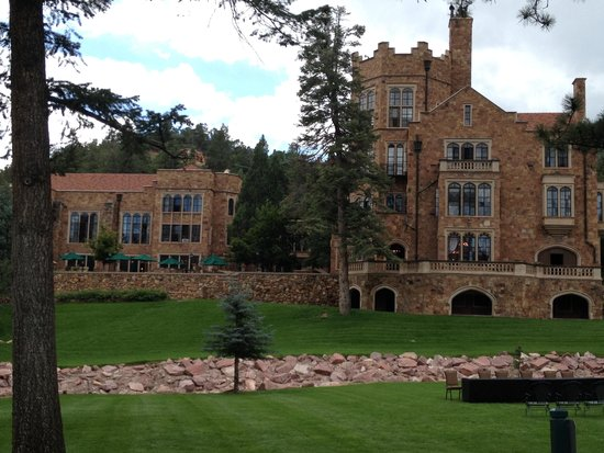 Our second room at glen eyrie just beautiful try to stay for Glen castle