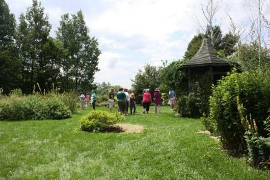 Brick House Guests and Perennial Pleasures Nursery