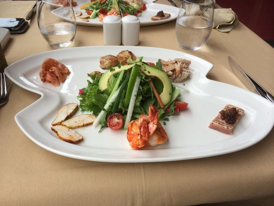 Salade pure passion picture of pure passion restaurant for Cuisine yousra