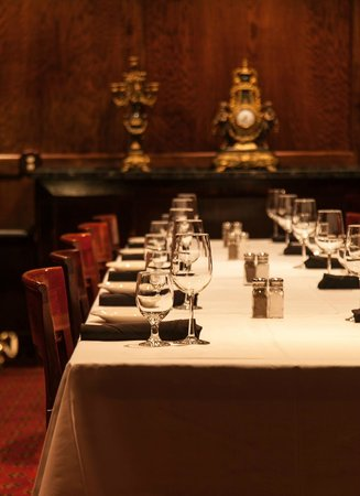 Private Dining Rooms Picture Of Christner 39 S Steakhouse