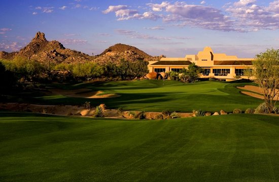 Troon North - Pinnacle Course