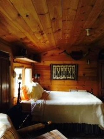 Thyme in the Country: Eco Cottage