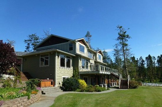 Pet Friendly Hotels Whidbey Island