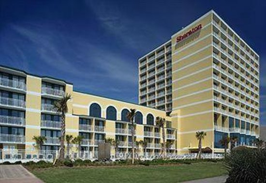 Photo of Sheraton Oceanfront Hotel Virginia Beach