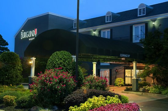 BEST WESTERN PREMIER The Burgundy Hotel