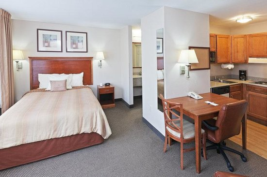 Two Bedroom Suite Picture Of Candlewood Suites Dallas Market Center Dall