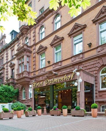 Photo of Palmenhof Hotel Frankfurt