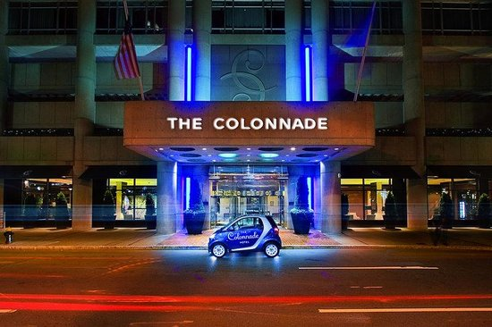 ‪Colonnade Hotel‬