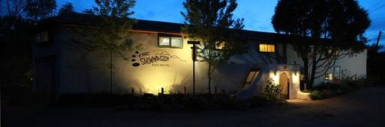 The SnowMansion Taos Hostel Ski Lodge Inn & Campground
