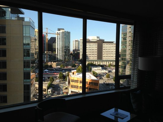 Pan Pacific Hotel Seattle Reviews