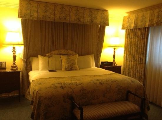 Prince of Wales: Suite 167