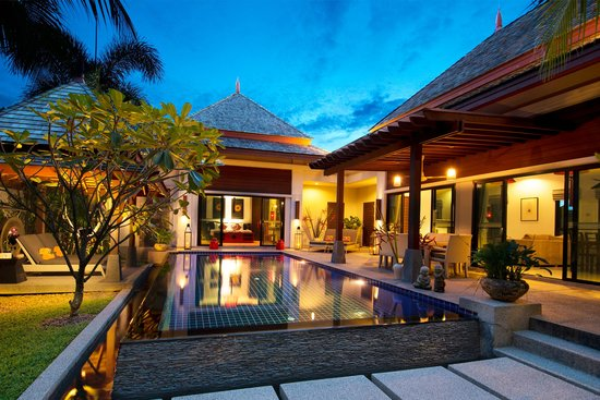 The Bell Pool Villa Resort Phuket