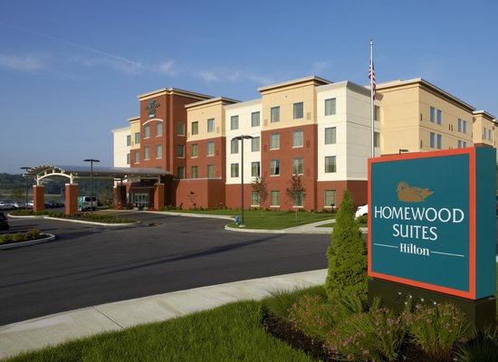 Homewood Suites by Hilton Pittsburgh Airport Robinson Mall Area