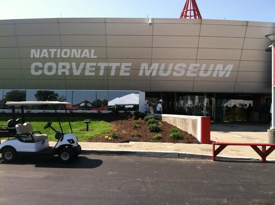 national corvette museum photo museum which also houses the sinkhole. Cars Review. Best American Auto & Cars Review