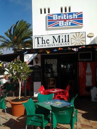 THE MILL RESTAURANT AND BAR