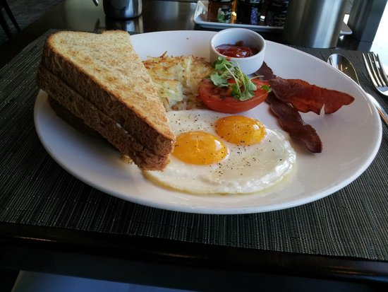 amazing breakfast picture of westin reston heights