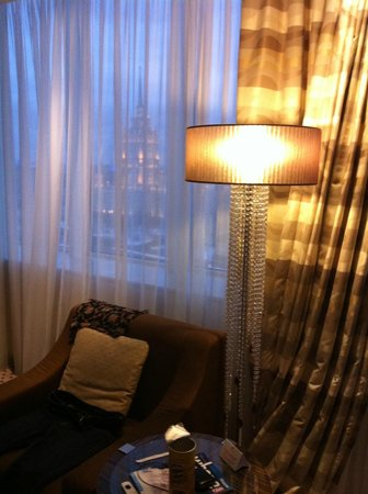 Crowne Plaza Moscow World Trade Centre: Номер
