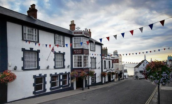 Photo of The Royal Lion Hotel Lyme Regis
