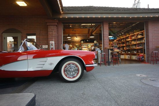 Kelly's Filling Station and Wine Shop