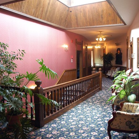Grand Central Hotel: Period furnishings throughout hotel