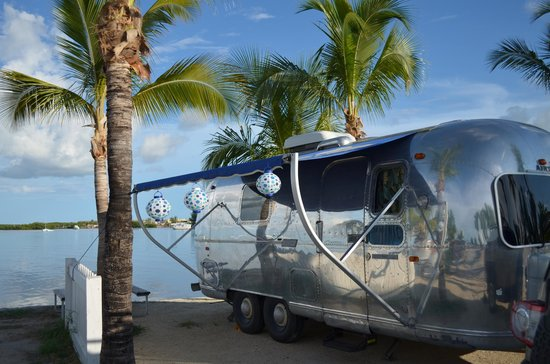 Sunrise From Our Campsite - Picture of Boyd's Key West ...