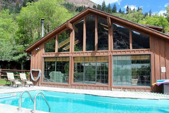 hall dell 39 hotel picture of wiesbaden hot springs spa lodgings ouray tripadvisor. Black Bedroom Furniture Sets. Home Design Ideas