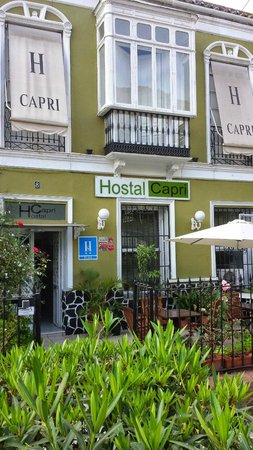 Photo of Capri Hotel Málaga
