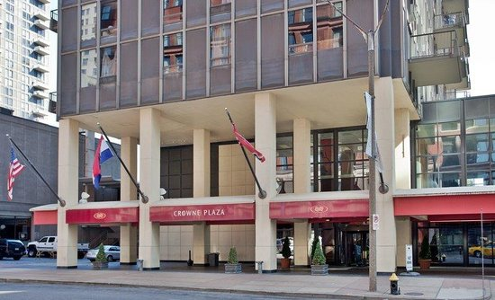 Crowne Plaza Hotel St. Louis Downtown