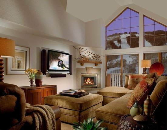 Living room picture of st james place beaver creek for Living room queen creek