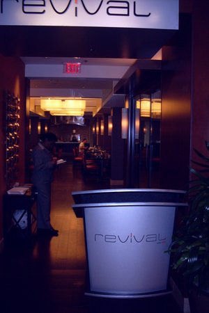Our Revival Restaurant and Connexion Lounge