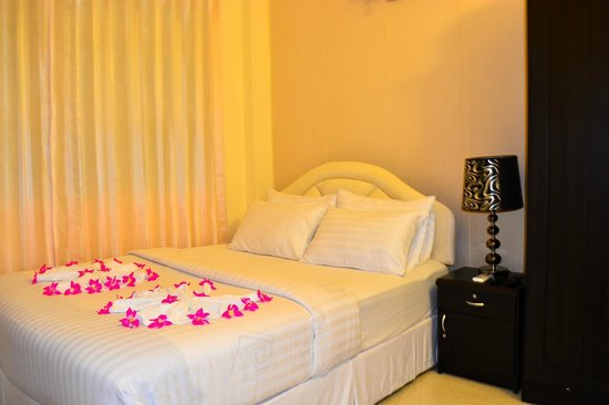 Delux double room for The family room hulhumale
