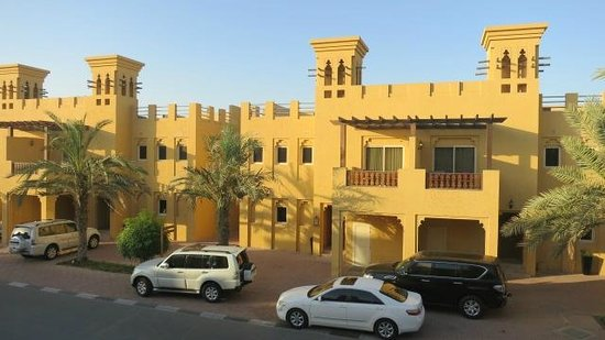 Picture of al hamra village golf beach for Home of architecture ras al khaimah